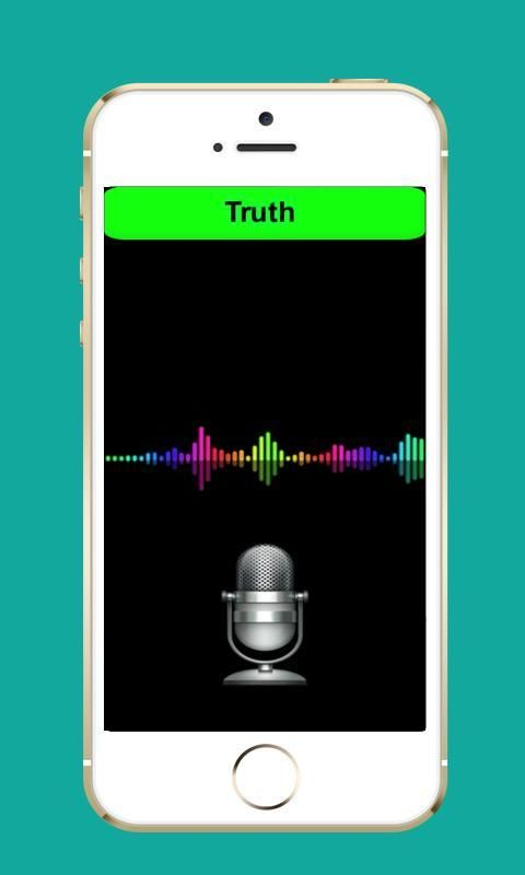 Voice Lie Detector Prank screenshot 3
