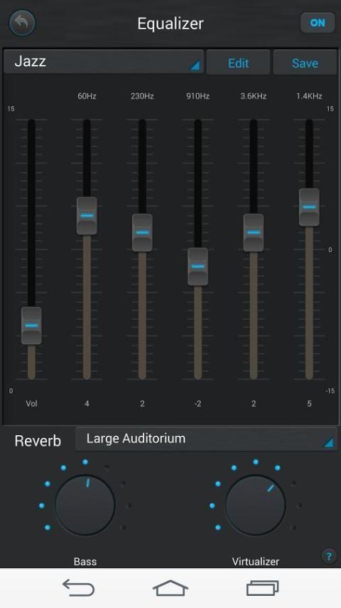 MX Music Player screenshot 4