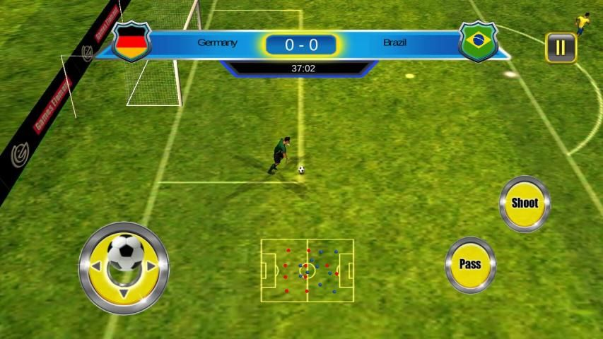 Soccer World Cup 2014 स्क्रीनशॉट 10