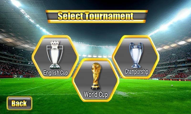 Soccer World Cup 2014 screenshot 6