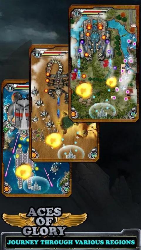 Aces of Glory 2014 screenshot 7