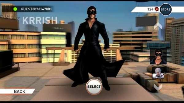 Krrish 3: The Game screenshot 6