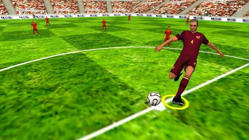 Real Football Champion screenshot 5