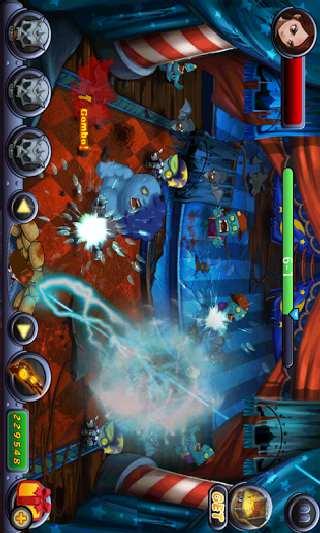 Crazy Zombie Killing screenshot 2