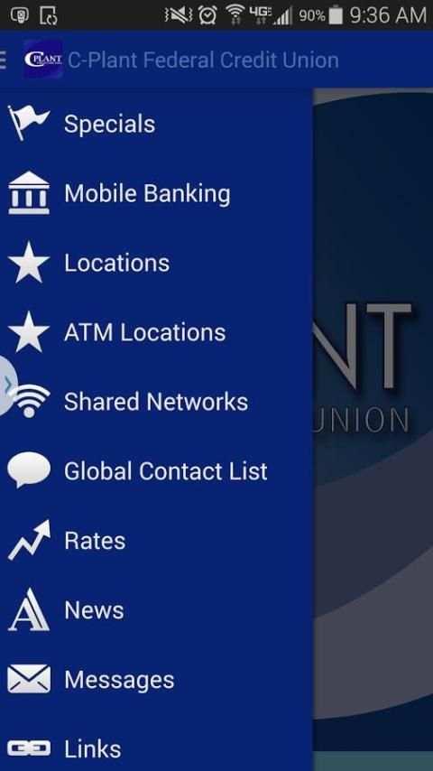 C-Plant Federal Credit Union screenshot 4