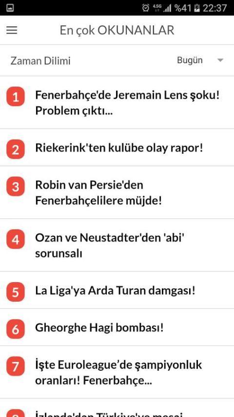 Ertem Şener TV screenshot 3