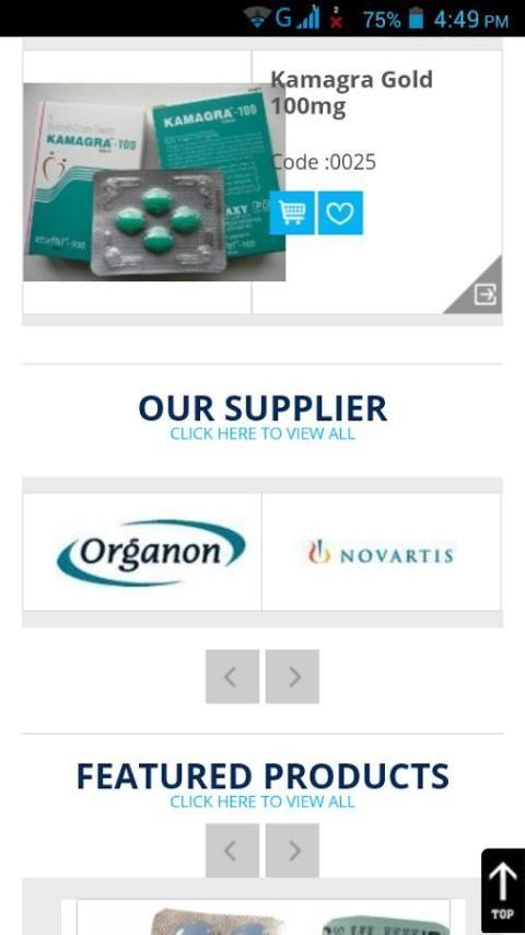 Online Pharmacy India screenshot 1