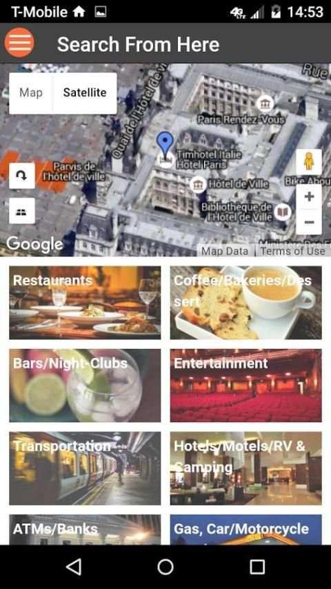 PLACE FINDER Free - Find It! screenshot 4