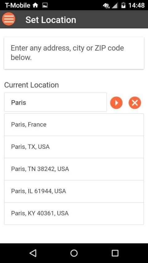 PLACE FINDER Free - Find It! screenshot 5