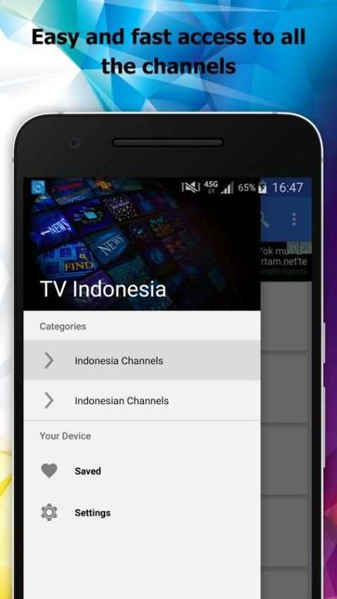 TV Indonesia Channels Info screenshot 2