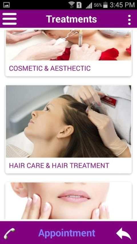 Dr Reena Jain Aesthetic Clinic screenshot 1