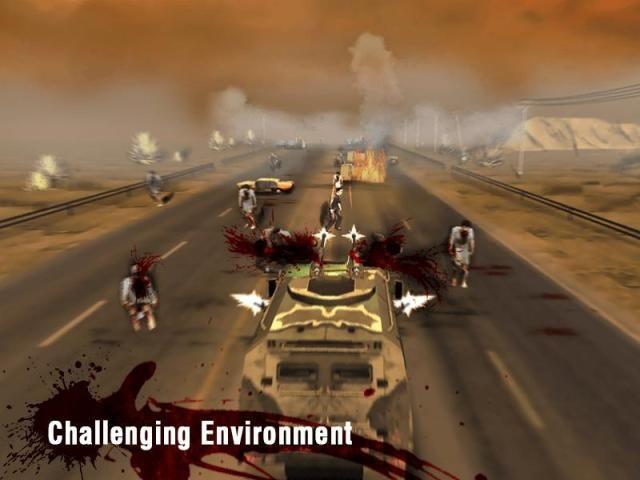 Zombie Road 3D 3 تصوير الشاشة