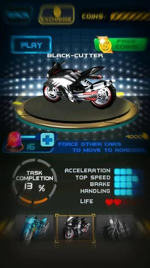 Death Racing:Moto 2 تصوير الشاشة