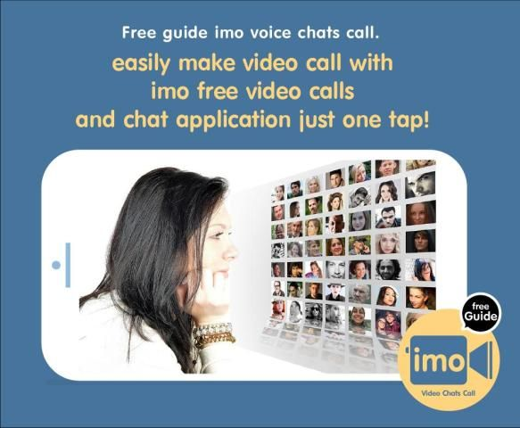 Free Guide imo Voice Chat Call screenshot 2