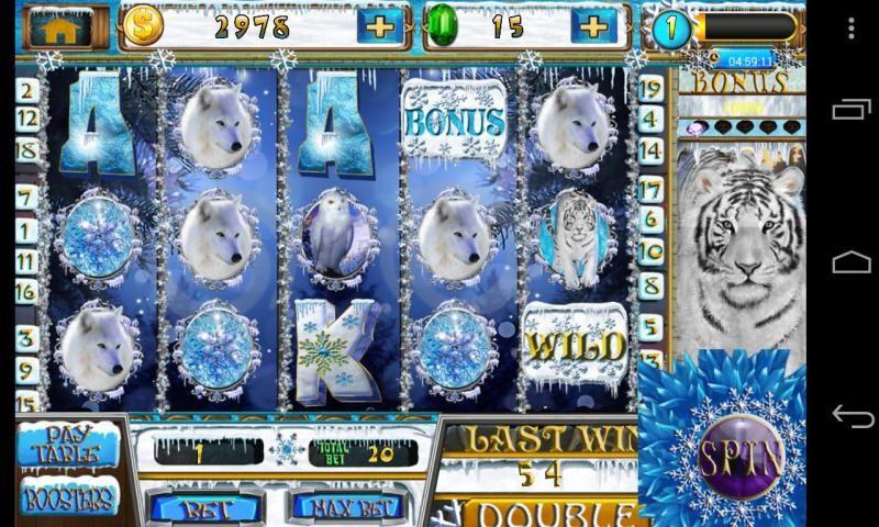 Slot - Wild Tiger 5 تصوير الشاشة
