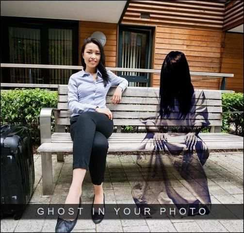 Ghost In Your Photo (Funny) screenshot 7