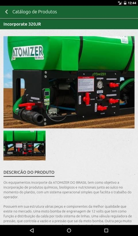 Atomizer do Brasil screenshot 13