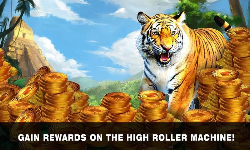 Slots Tiger King Casino Slots 11 تصوير الشاشة