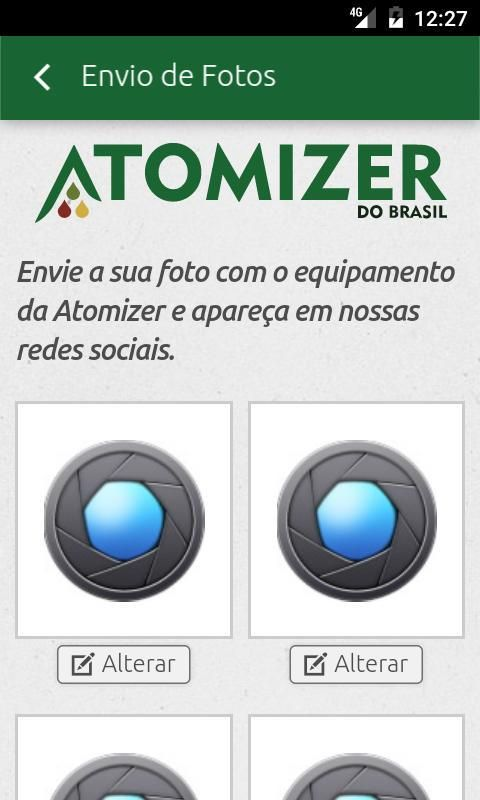 Atomizer do Brasil screenshot 8