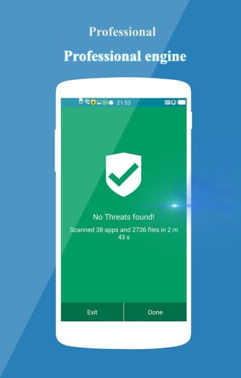 AntiVirus & Mobile Security screenshot 1