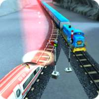 Train Driving Simulator 3D on 9Apps