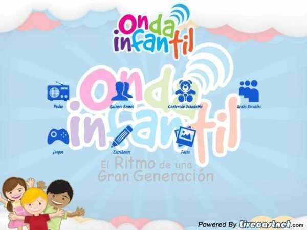 Onda Infantil screenshot 1