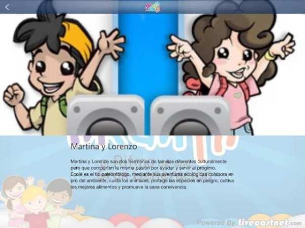 Onda Infantil screenshot 2