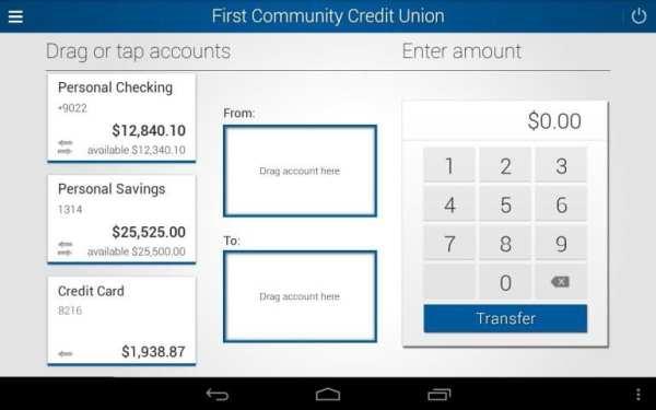 First Community Credit Union screenshot 8