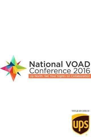 NVOAD 2016 Conference screenshot 1