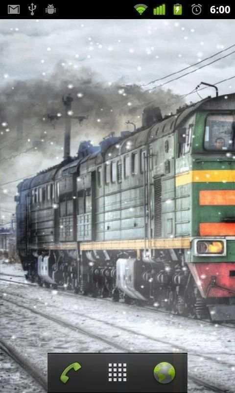 train live wallpapers स्क्रीनशॉट 3
