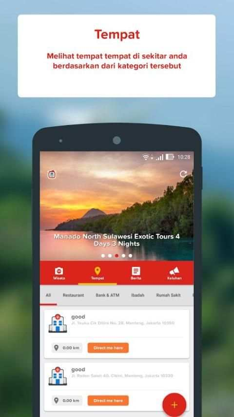 Manado Smart City screenshot 1