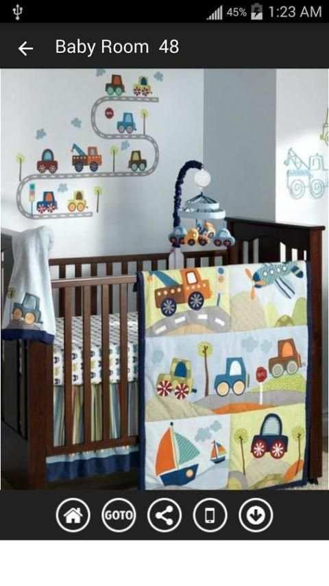 Baby Room Designs 2016 screenshot 2