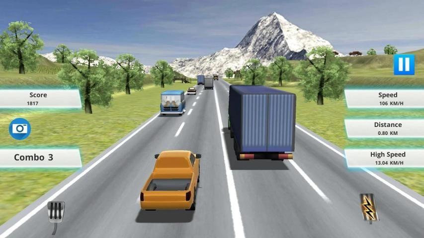 Ultimate Traffic Racer 3D screenshot 7