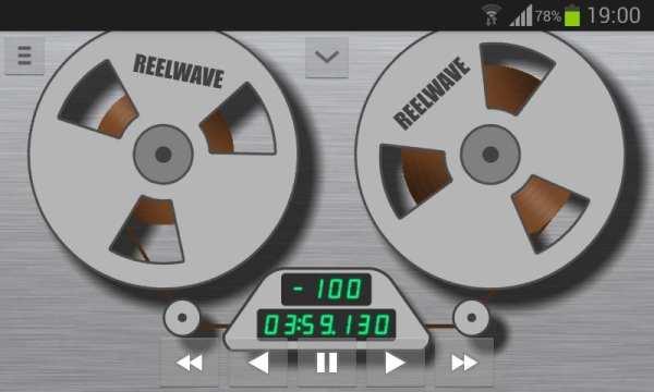 Reelwave Beta screenshot 3