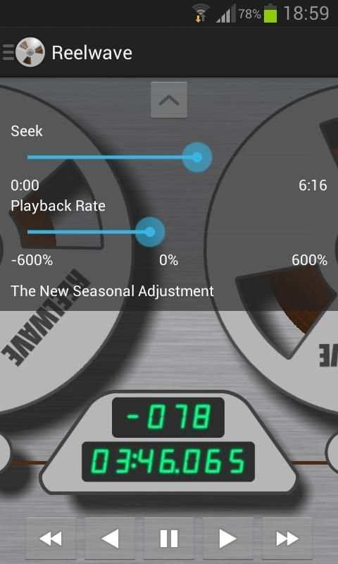 Reelwave Beta screenshot 2
