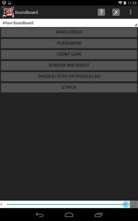 Your Soundboard (Ad-Supported) screenshot 7