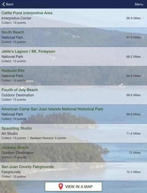 San Juan Islands Insider screenshot 9