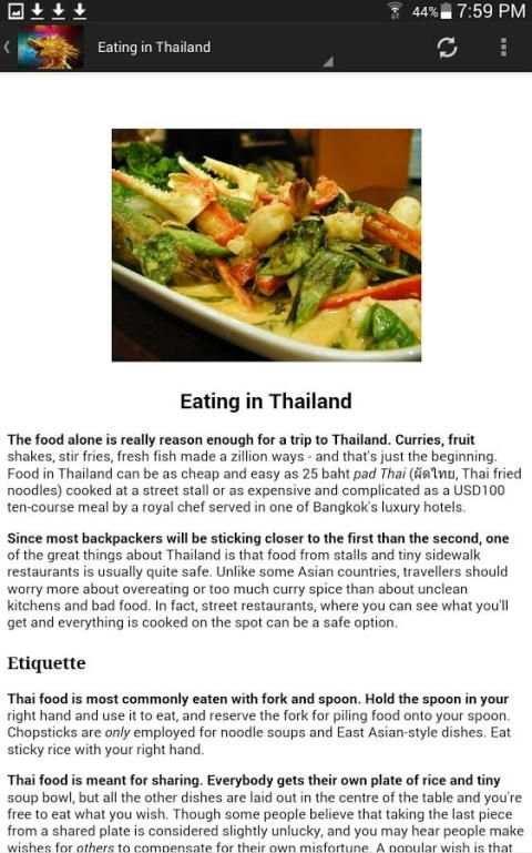 Thailand Travel & Hotel Guide 5 تصوير الشاشة