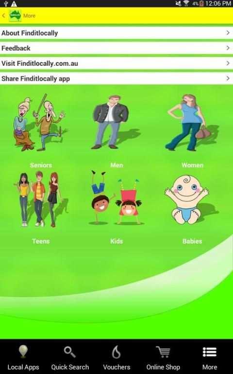 finditlocally - Find locally! screenshot 10