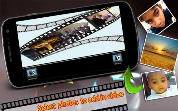 Mini Movie Maker Image-Video screenshot 8