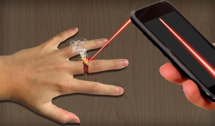 Laser Cut Finger Prank screenshot 3
