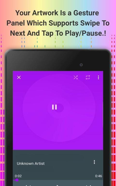 Yo Music Player screenshot 4
