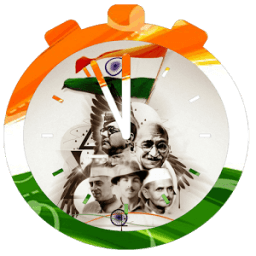 Independence Day Clock icon