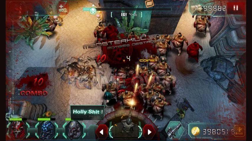 Zombie Menguasai Dunia screenshot 6