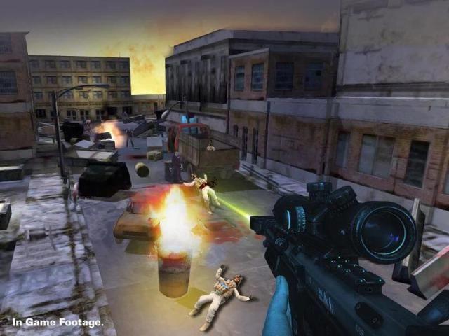 Shooting Contract: Sniper 3D screenshot 2