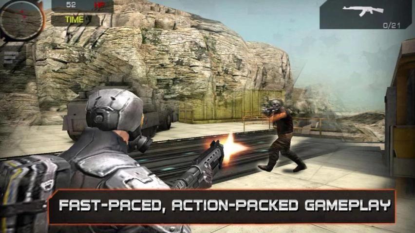 Captain Strike screenshot 9