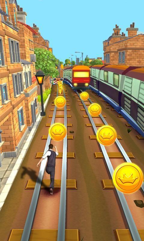Subway Run Surfers screenshot 4
