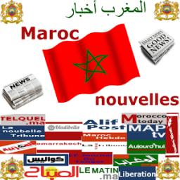 Morocco News أيقونة
