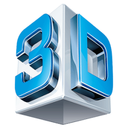 3D Wallpapers HD أيقونة