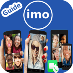 Guide For imo Video Call Chat icon
